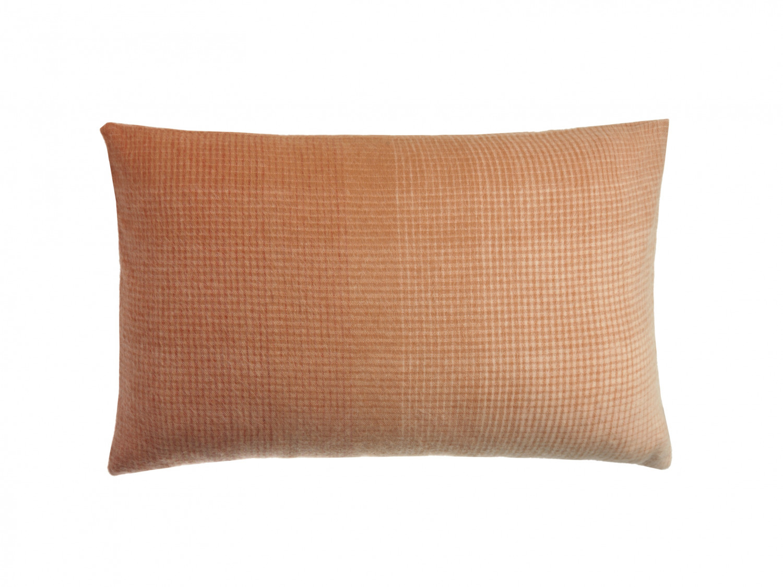 Cuscini 60 X 40.Horizon Pillowcase In Alpaca 40 X 60 Cm Terracotta Elvang