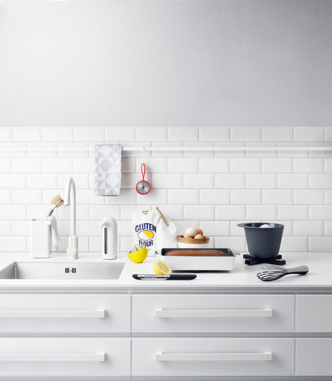 Bilancia da cucina digitale nera eva solo - Bilancia da cucina digitale ...
