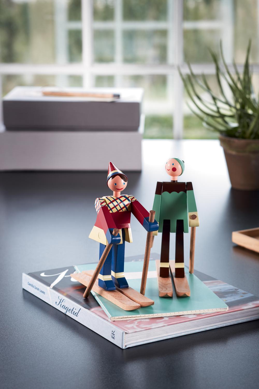 Boje the skier boy kay bojesen - Skandinavische designermobel ...