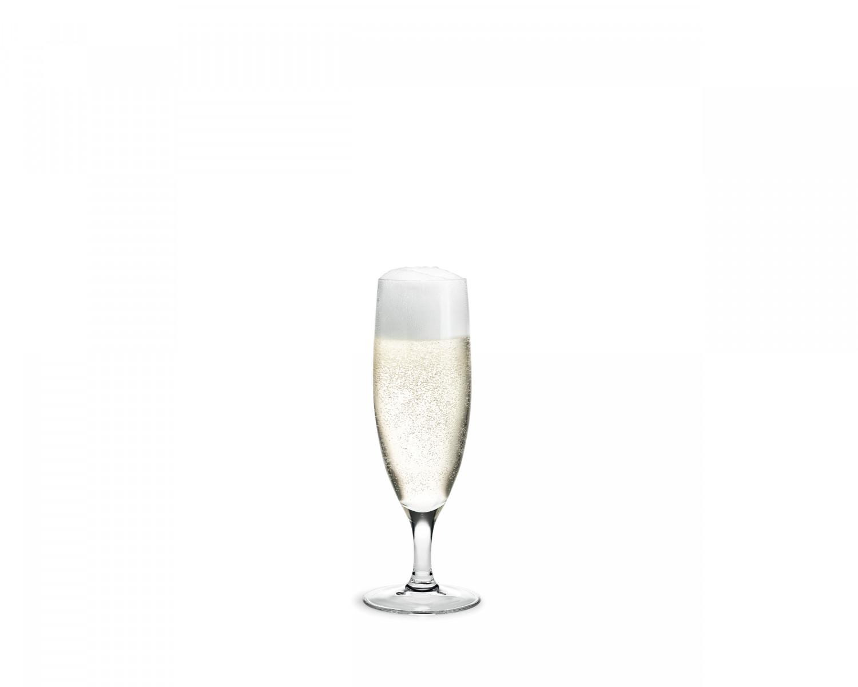 Royal Champagne Glass 25 Cl Design Arne Jacobsen 6 Pieces Holmegaard