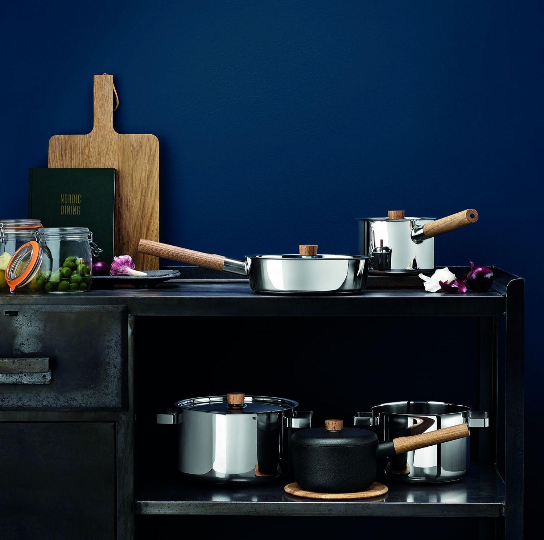 Ricrea l 39 atmosfera di una cucina in stile nordico - Odore di fogna in bagno quando piove ...