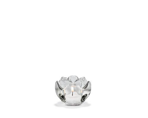 Portacandele Lotus h 6,5 cm | Holmegaard