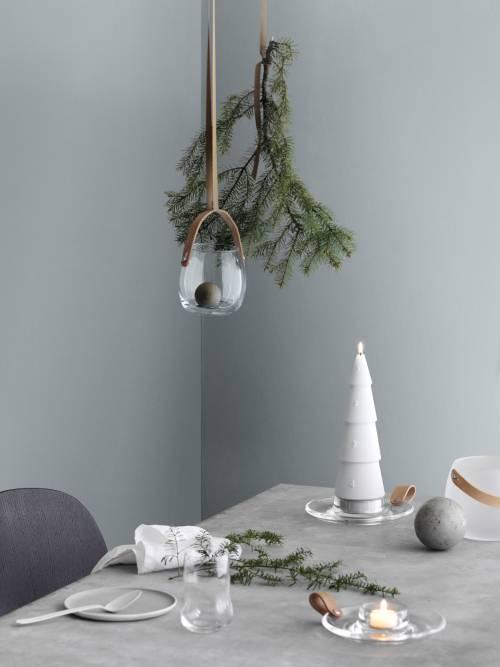 Portacandele Design With Light Diam. 17 cm | Holmegaard