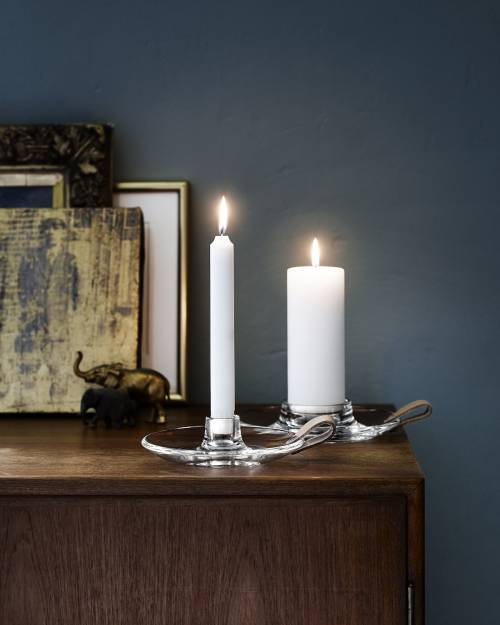 Portacandele Design With Light Diam. 19 cm   Holmegaard