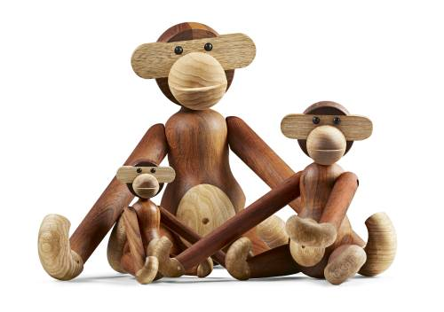 Monkey large | Kay Bojesen