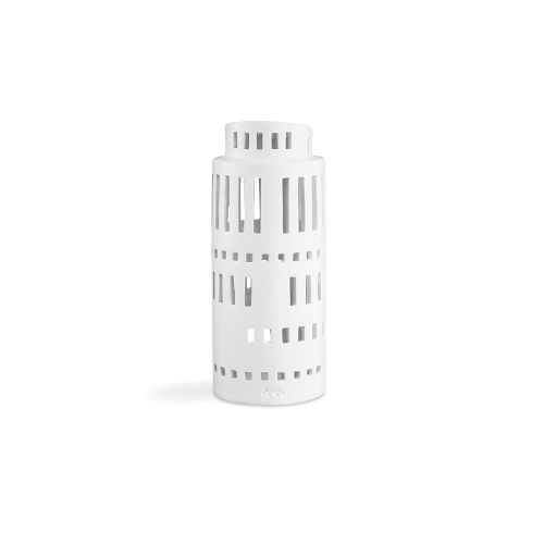 Tealight holder Urbania Tower | Kähler Design
