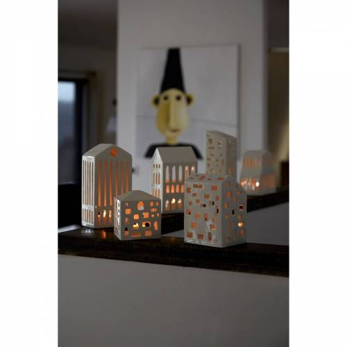 Porta tealight Urbania Functio | Kähler Design