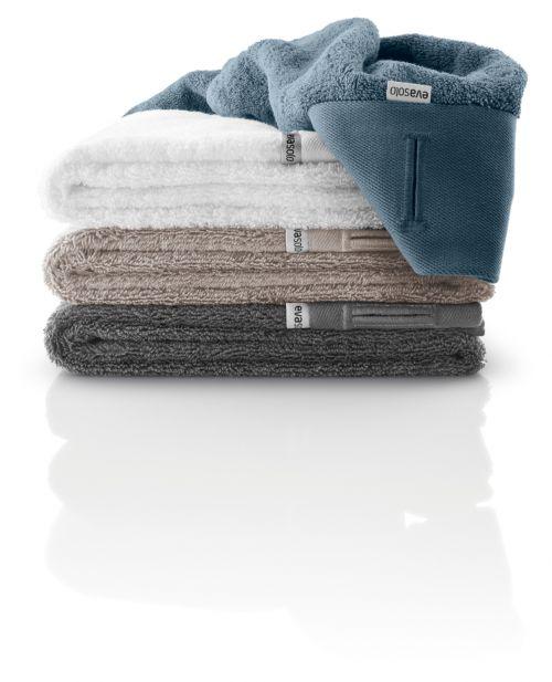 Asciugamano 50 x 100 cm steel blu | Eva Solo