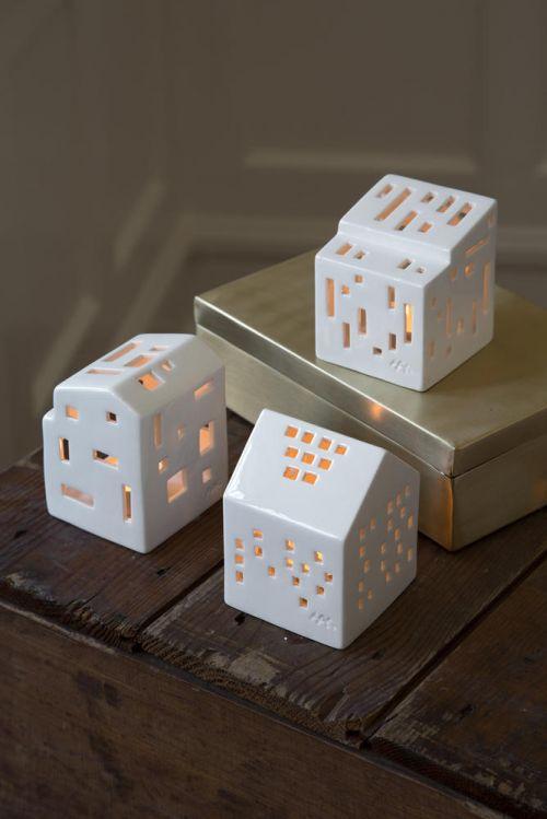 Porta tealight Urbania Klassisk | Kähler Design