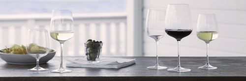 Bouquet bicchiere da vino 41 cl 6 pezzi | Holmegaard