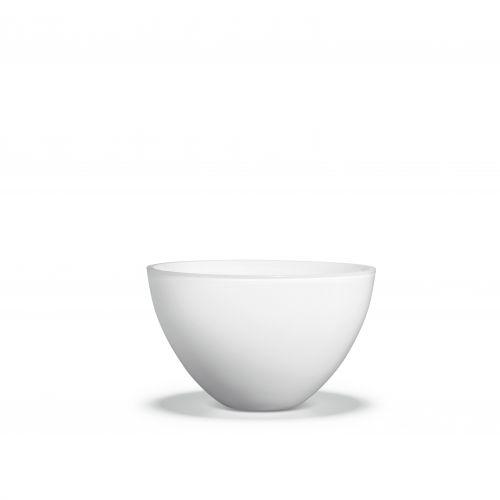 Ciotola Cocoon Diam. 15 cm bianco | Holmegaard