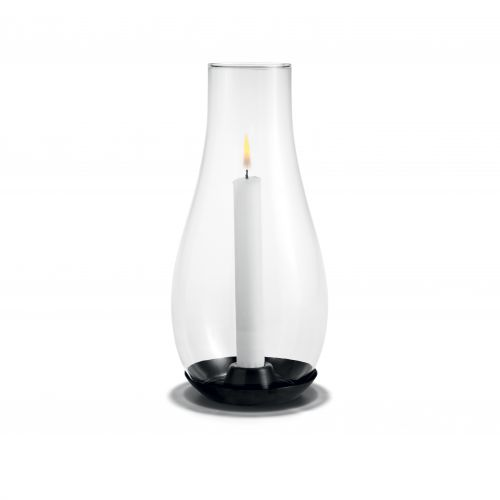 Portacandela Design with light H 27,1 cm | Holmegaard