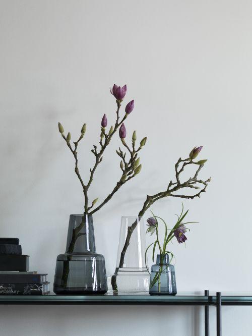 Vaso Flora a collo lungo H 24 cm | Holmegaard
