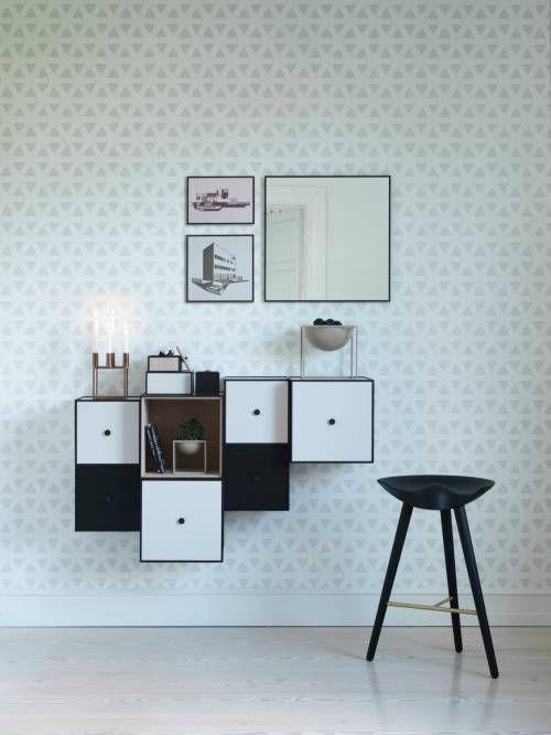 Frame 42 Divider Black By Lassen