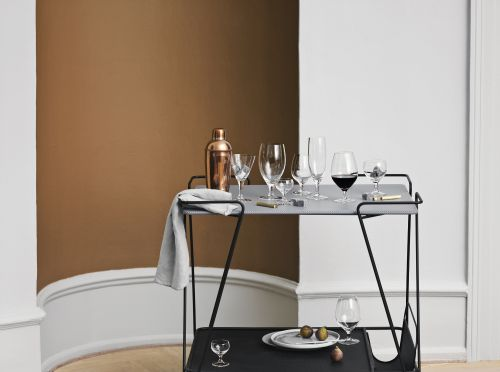 Set bicchieri design Arne Jacobsen 7 pezzi | Holmegaard