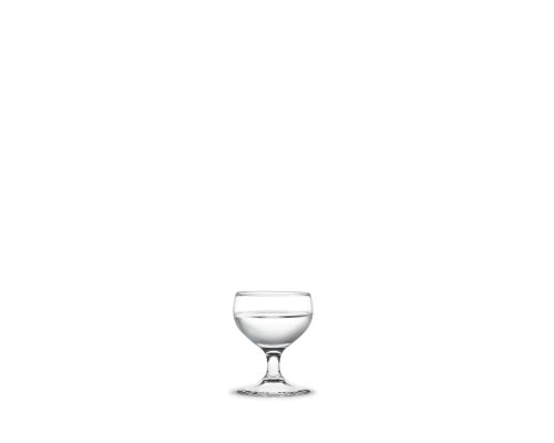 Royal bicchiere da grappa 6 cl design Arne Jacobsen 6 pezzi | Holmegaard