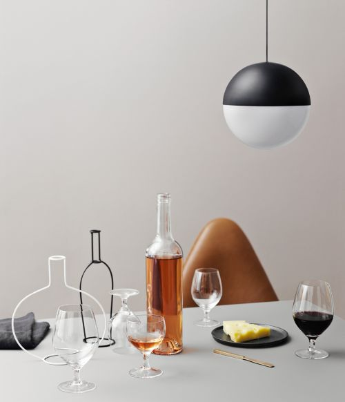 Royal caliceda vino 39 cl design Arne Jacobsen 6 pezzi | Holmegaard