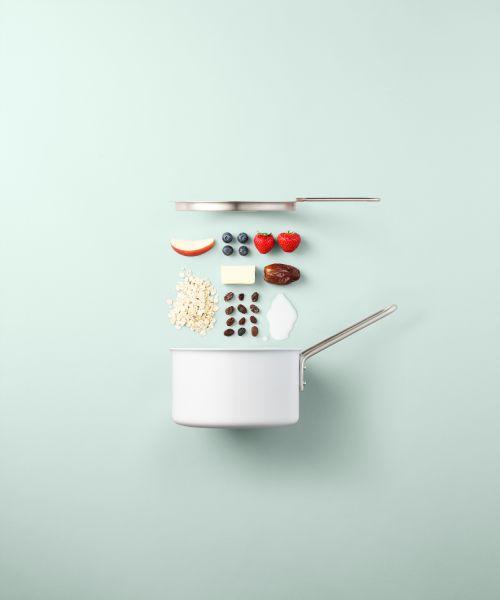 Set White Line Collection 3 pezzi | Eva Solo